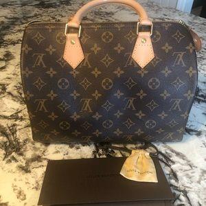 Handbags - Speedy 30 Louis Vuitton - LIKE NEW!